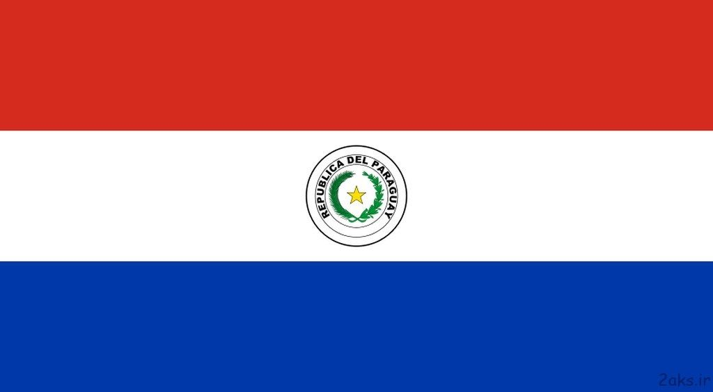 روی پرچم پاراگوئه