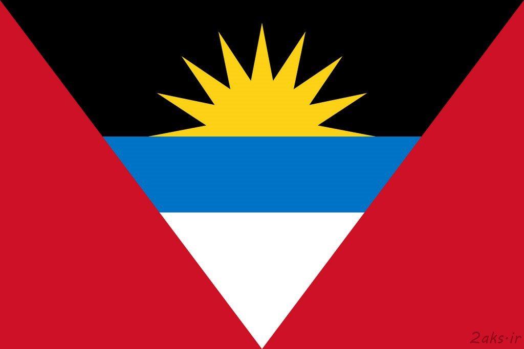 پرچم کشور آنتیگوا و باربودا