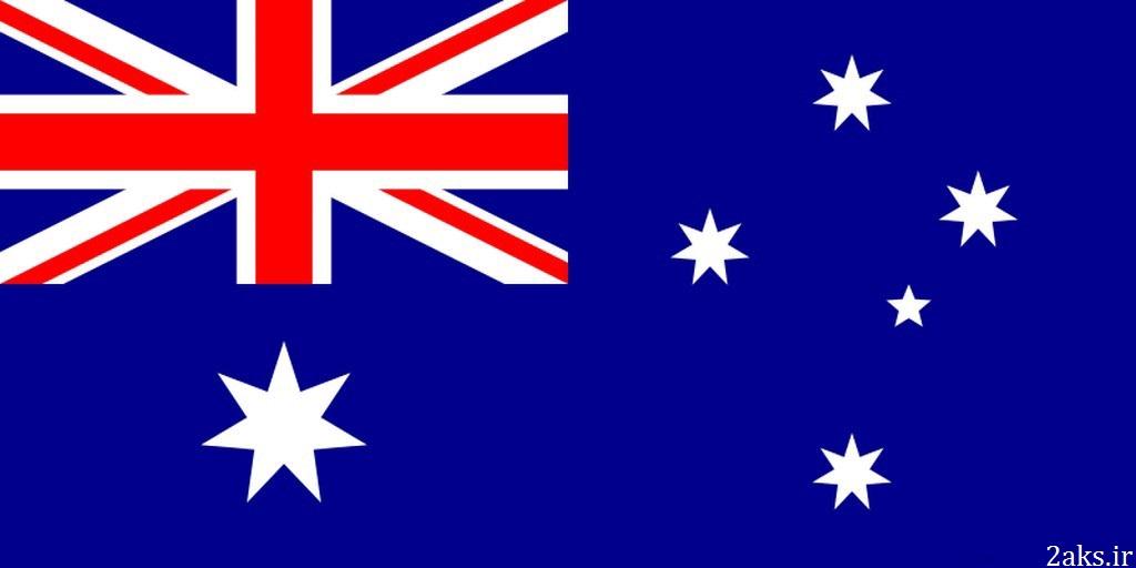 پرچم کشور استرالیا