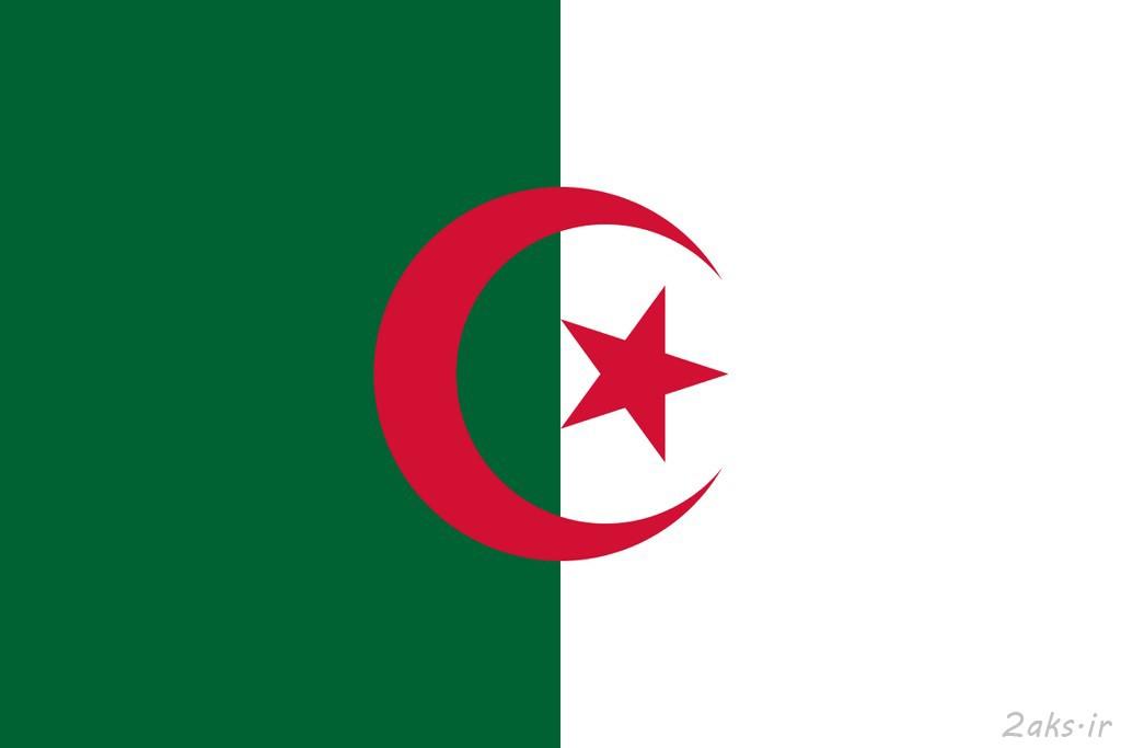 پرچم کشور الجزایر