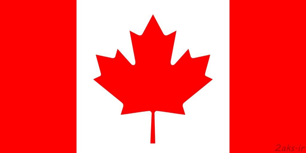 پرچم کشور کانادا