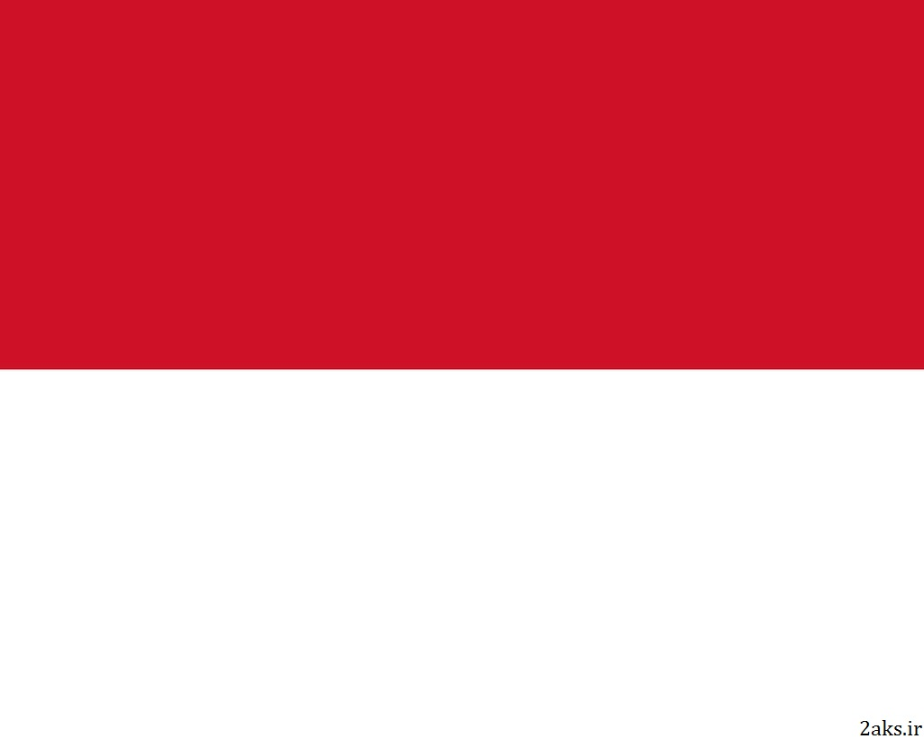 پرچم شبهجزیره موناکو