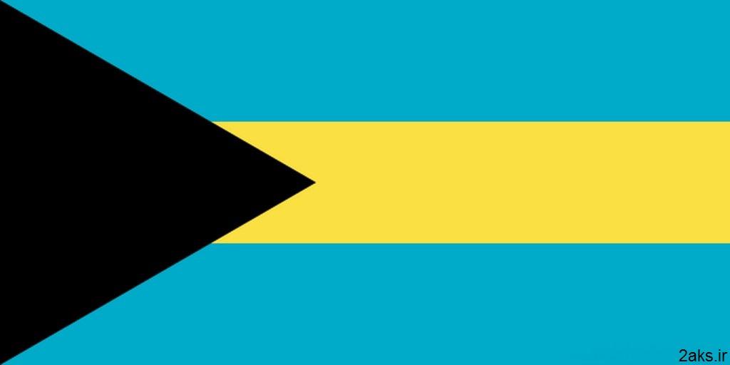 پرچم کشور باهاما