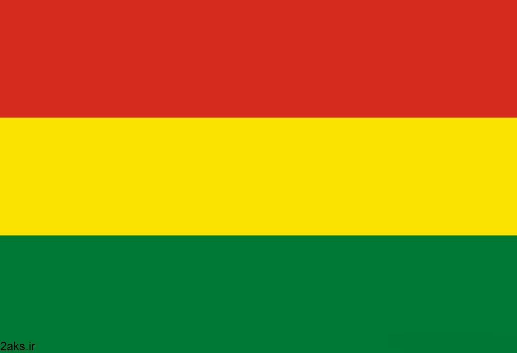 پرچم کشور بولیوی