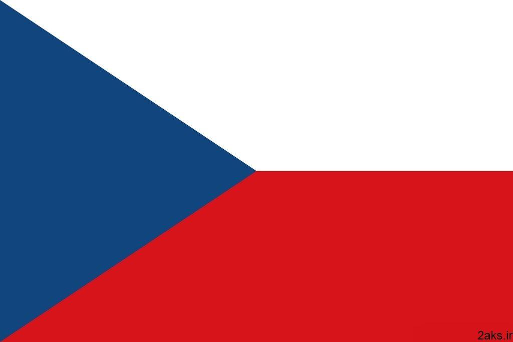 پرچم کشور جمهوری چک