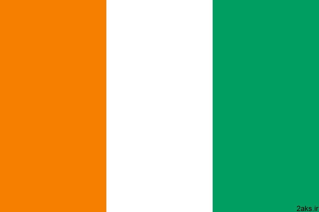 پرچم کشور ساحل عاج