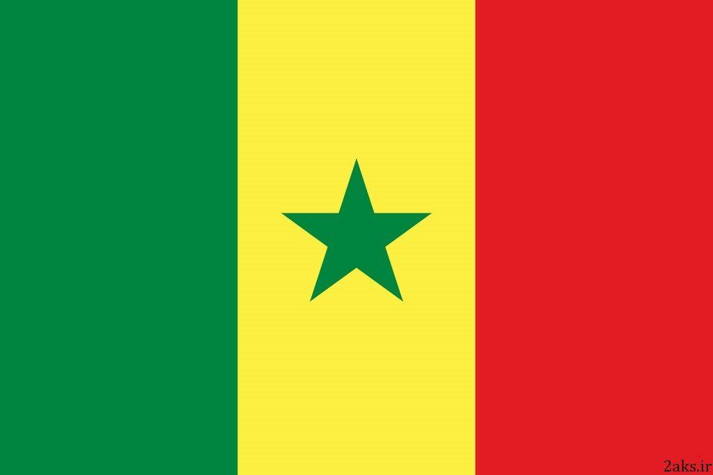 پرچم کشور سنگال