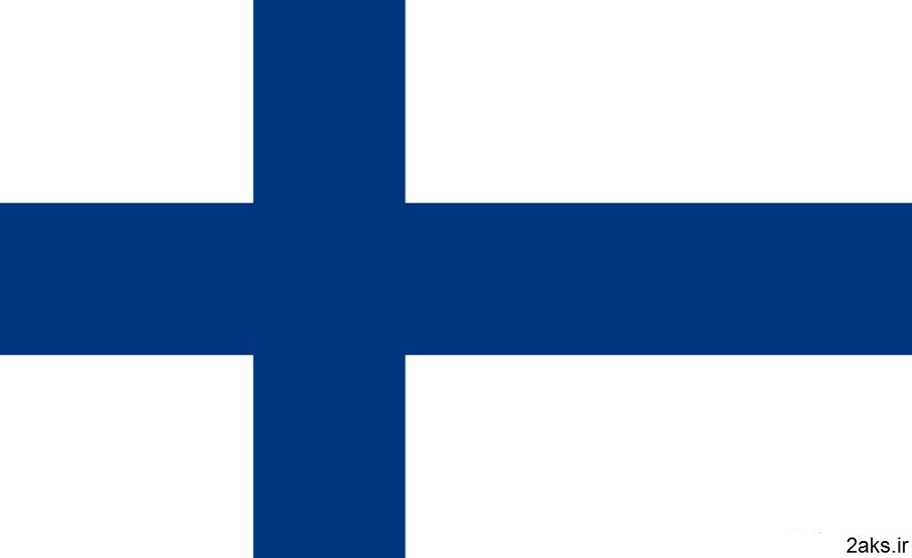 پرچم کشور فنلاند
