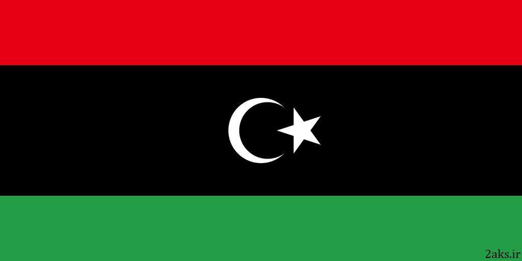 پرچم کشور لیبی