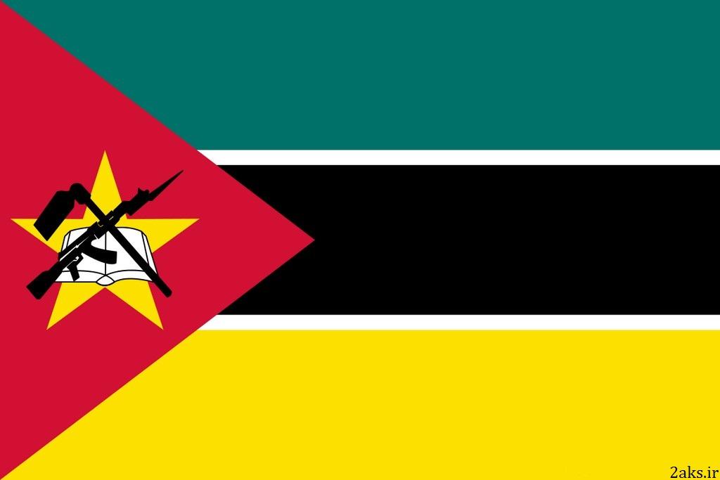 پرچم کشور موزامبیک