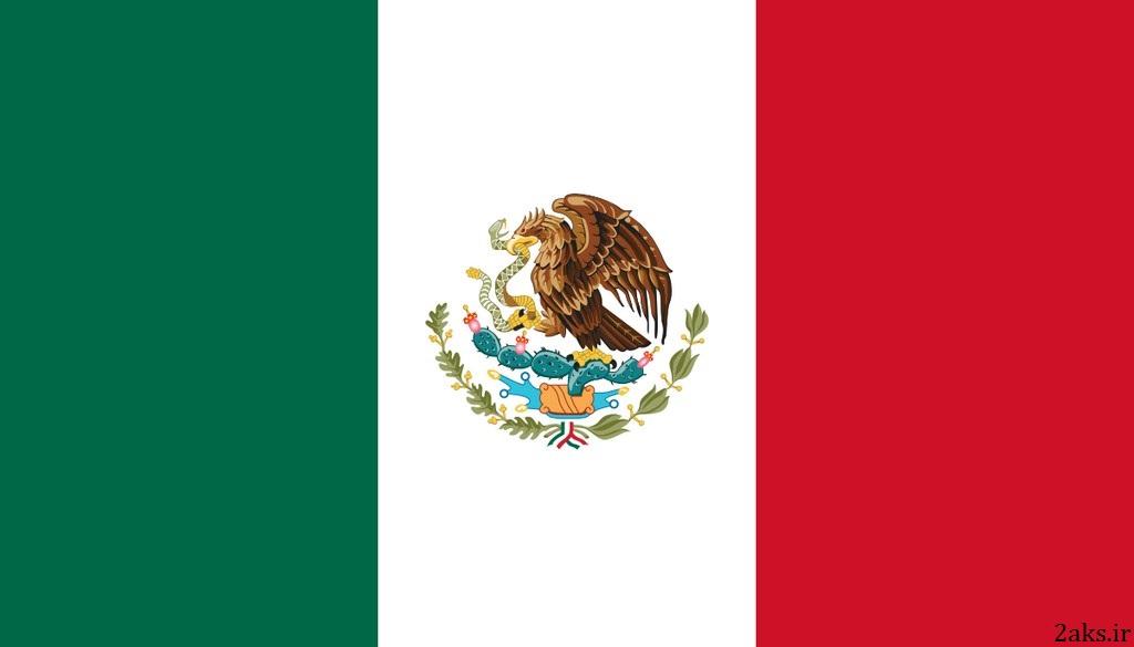 پرچم کشور مکزیک