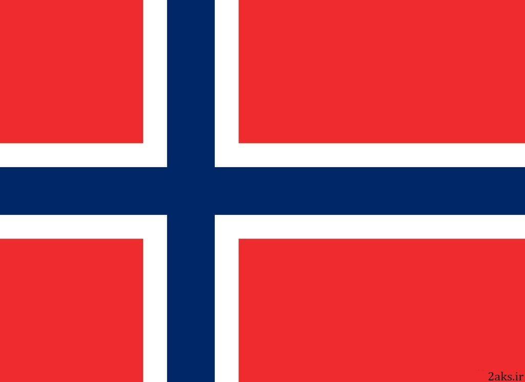 پرچم کشور نروژ