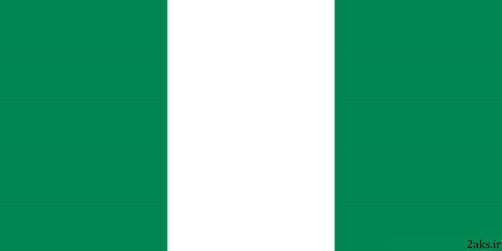 پرچم کشور نیجریه