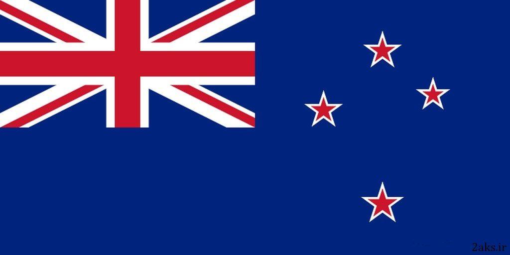 پرچم کشور نیوزیلند