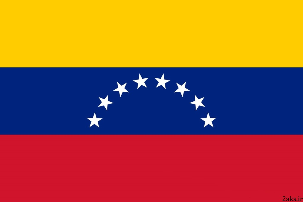 پرچم کشور ونزوئلا