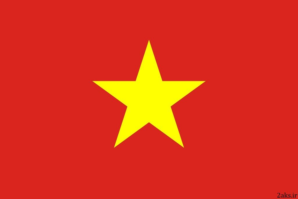 پرچم کشور ویتنام