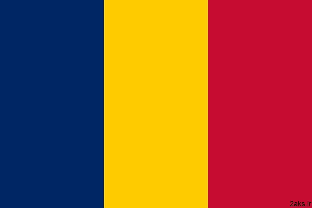 پرچم کشور چاد