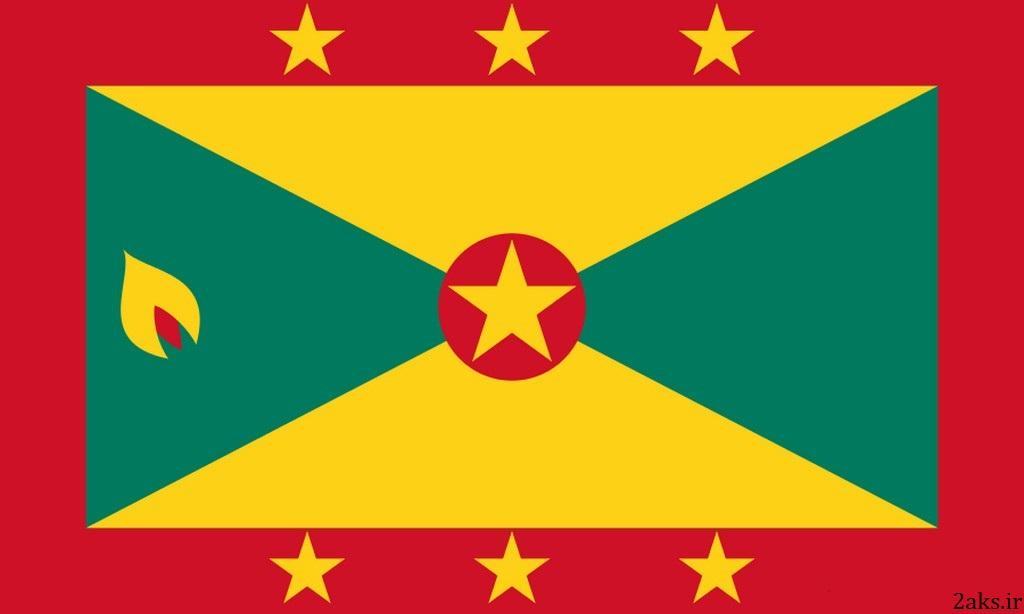 پرچم کشور گرنادا