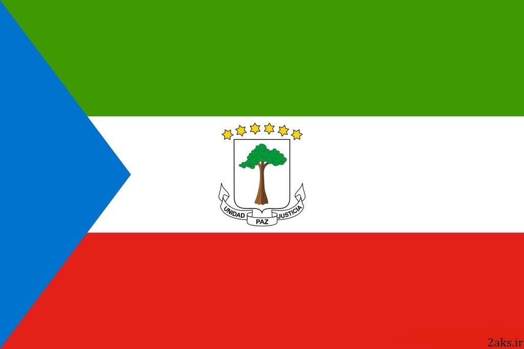 پرچم کشور گینه استوایی