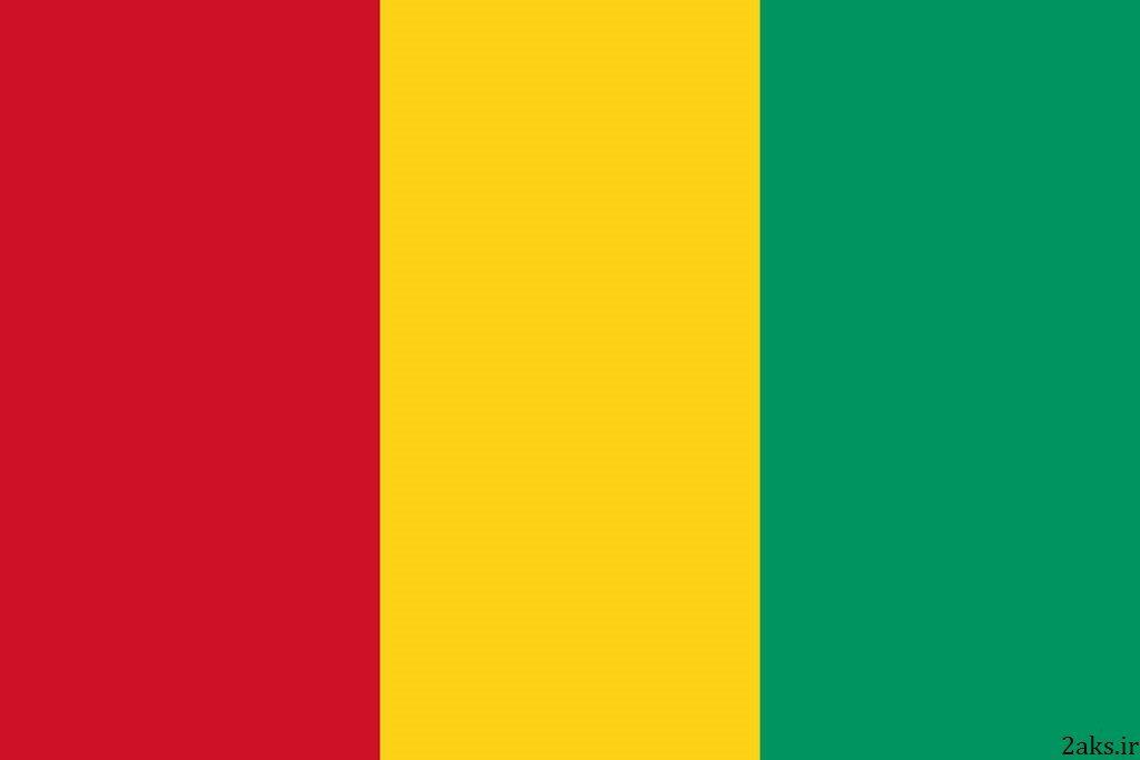 پرچم کشور گینه