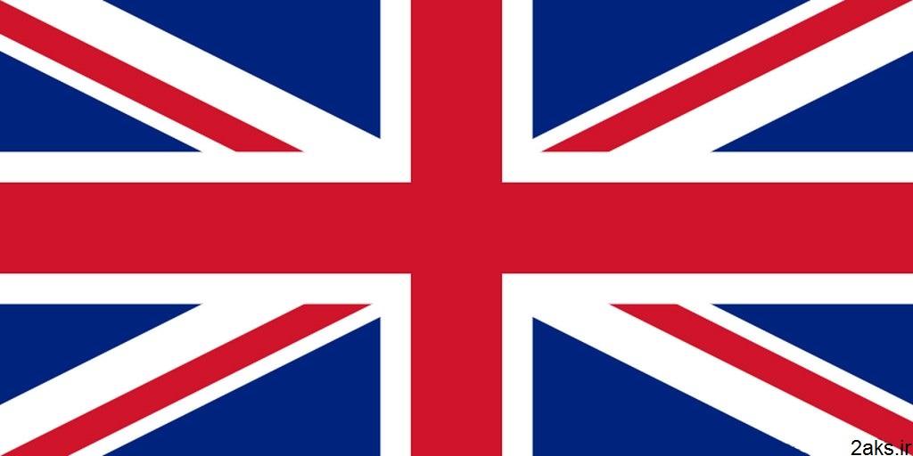 پرچم کشور انگلستان