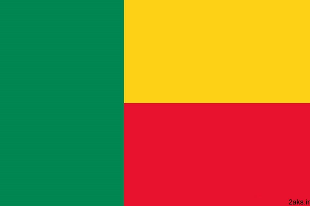 پرچم کشور بنین