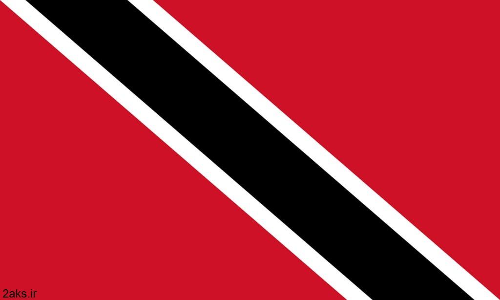 پرچم کشور ترینیداد و توباگو