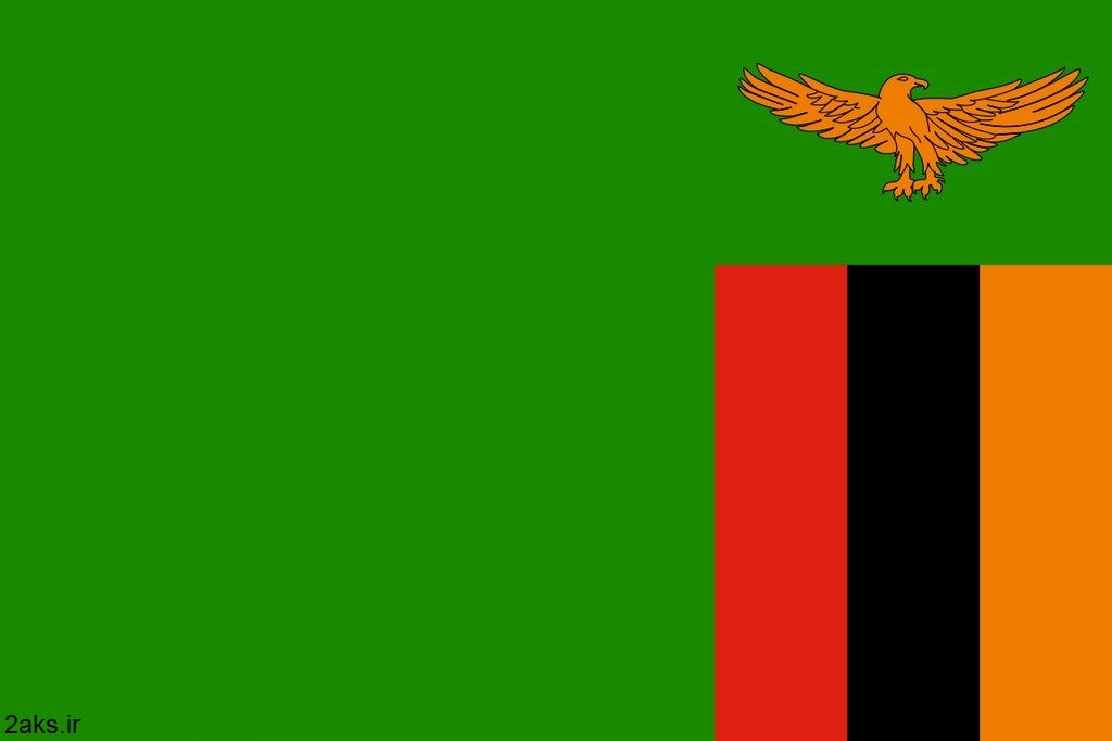 پرچم کشور زامبیا