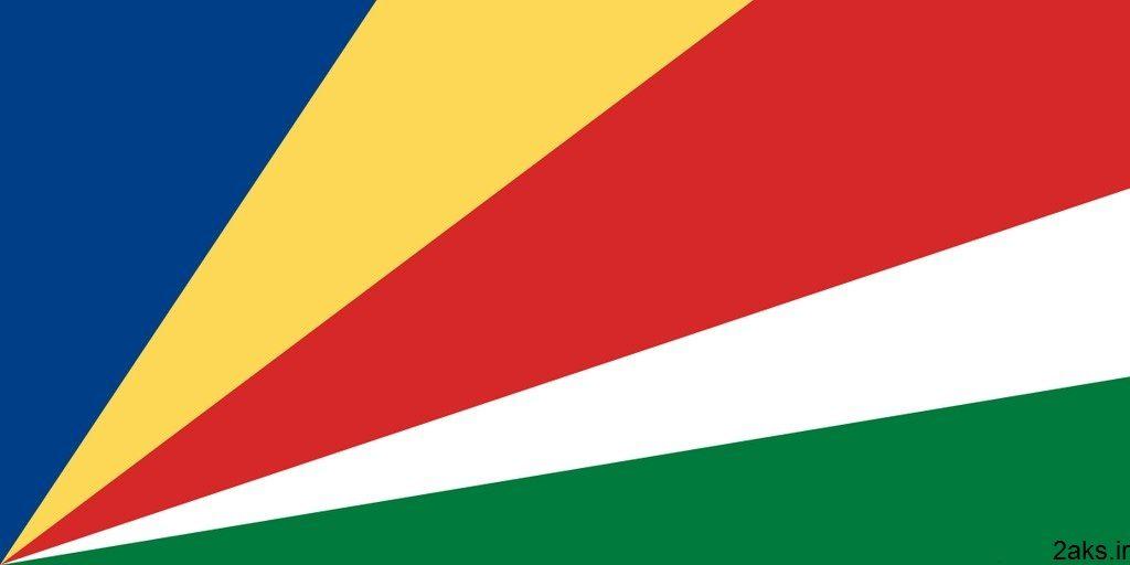 پرچم کشور سیشل