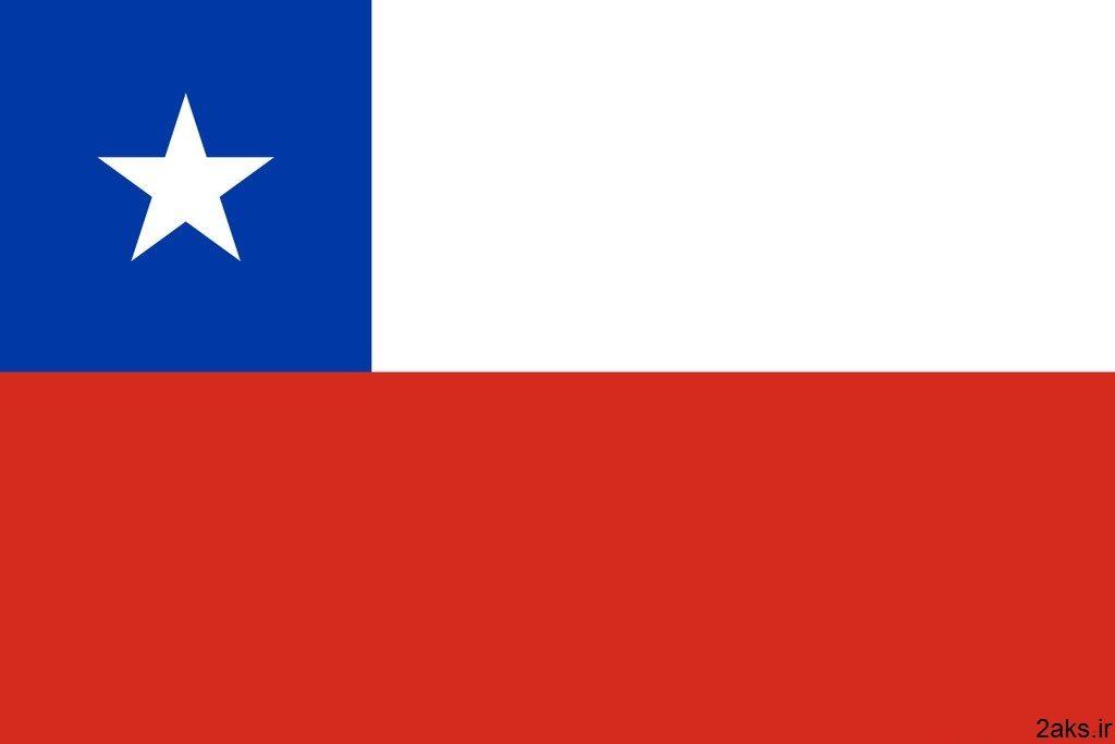پرچم کشور شیلی