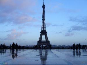 برج ایفل فرانسه