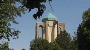 تصاویر آرامگاه بابا طاهر