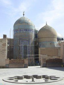 تصاویر-آرامگاه-شیخ-صفی-الدین-اردبیلی