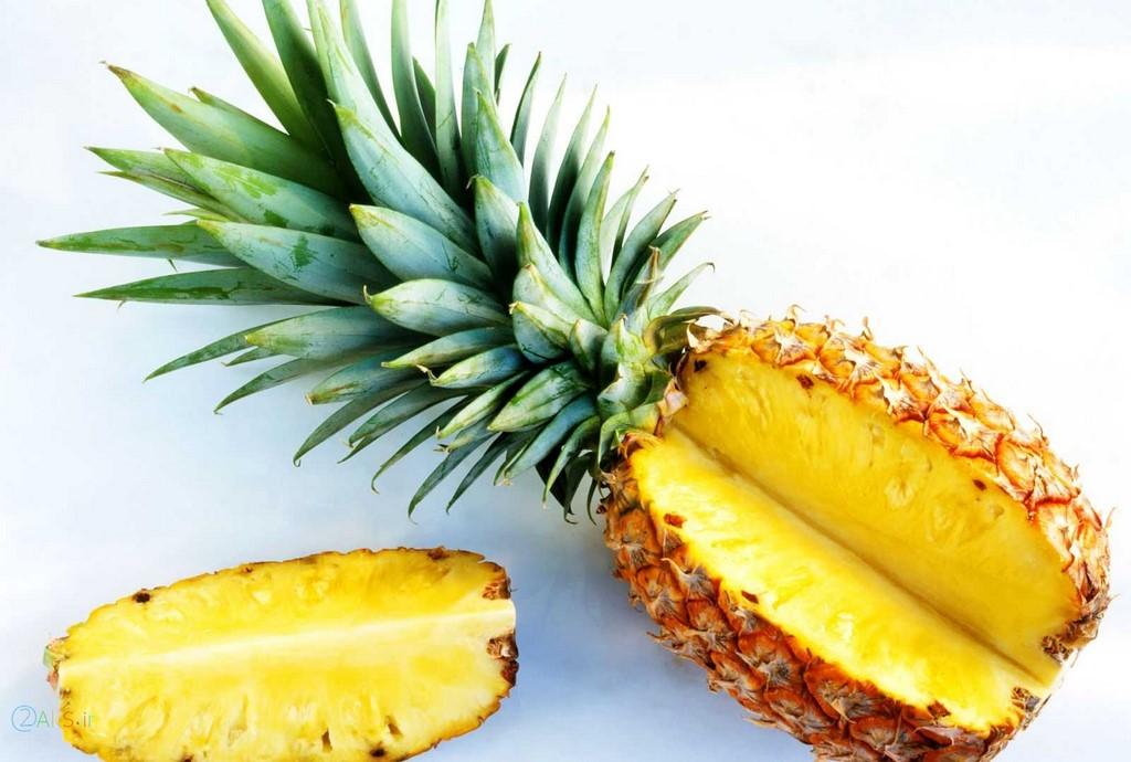 تصاویر آناناس