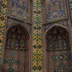 تصاویر دروازه کوشک قزوین
