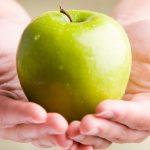 تصاویر سیب سبز