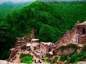 تصاویر قلعه رودخان
