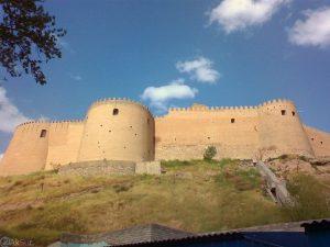 تصاویر قلعه فلک الافلاک