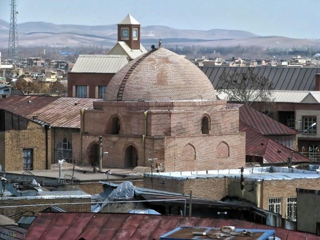 تصاویر مسجد جامع ارومیه
