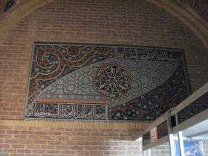 تصاویر مسجد کبود