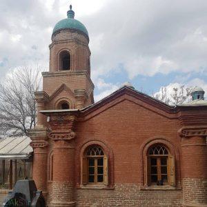تصاویر کلیسای کانتور قزوین