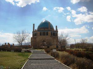تصاویر گنبد سلطانیه