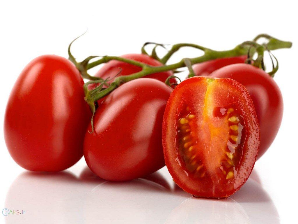 تصاویر گوجه فرنگی