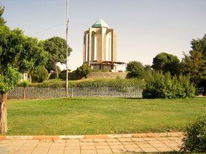 تصویرآرامگاه بابا طاهر
