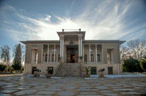 تصویر باغ عفیف آباد