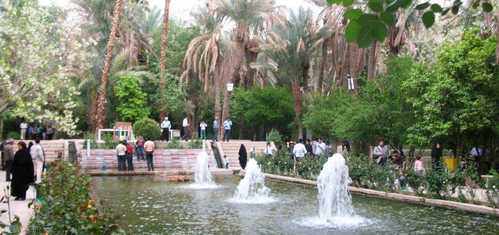 تصویر باغ گلشن