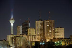 تصویر برج میلاد