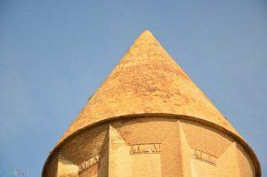 تصویر برج گنبد قابوس