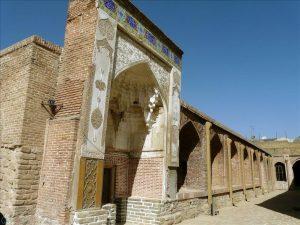 تصویر مسجد جامع ارومیه