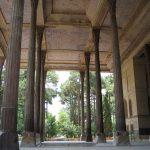 تصویر کاخ چهل ستون